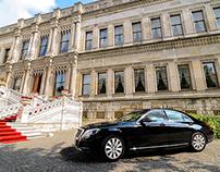 Yaşaroğlu Limousine Luxury Services Shooting