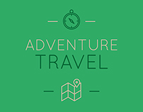 Travel Logo / Poster / Icon
