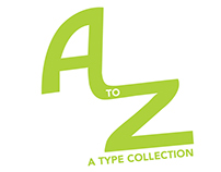 'A to Z, A Type Collection' | Alphabook