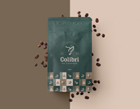 Café Colibri - Design (Logo/Identity)