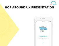 UX- Travel App
