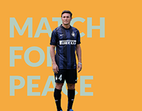 Match for Peace · Web