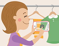 Selling your items on VarageSale - social media graphic