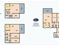 Rockledge Floor Plans