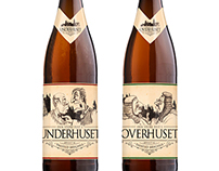 Two beer designs for Thisted Brewery
