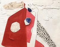 Hen Series • Artweeks Exhibition 2019