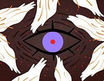 LILIJE - short animation - artbook