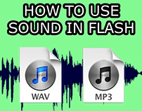 Learn Sound in Flash/Animate CC