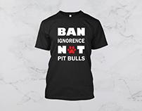 Pit Bull T Shirt