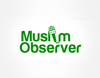 Muslim Observer | Logo Design