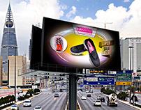 Shoes Ad design