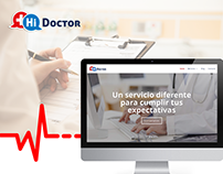 Website - Hi Doctor