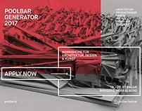 poolbar-Generator 2017