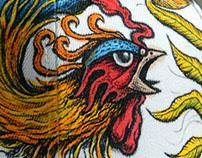 Phoenix snapback