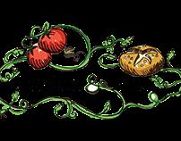 Garden & Bun Etsy Shop Logo