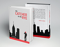 The Catcher In The Rye Book Cover Design