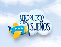 Aeropuerto de los Sueños Diners Club- Unicef-Avianca