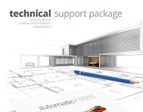 Technical support package
