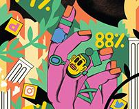 Brand Percentages   VO+ Magazine Italy