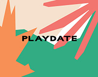 Playdate Branding & Packaging