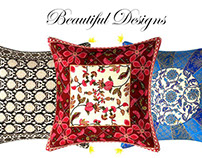 Cushion Covers with Bagru Prints are Appreciative