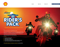 Shell Advance Online Riding
