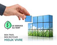 [Projet 360º] - Le service au vert