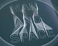 MAN AND SPACE : TimeLife Book Redesign