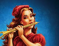 Afiche Sinfónica de Antioquia
