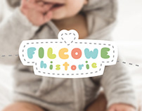 Filcowe historie (felt stories) - logo and identity.