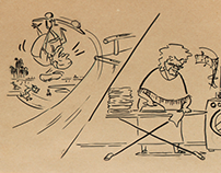 Original Story | Beat Boards | CalArts Projects