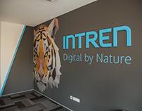Intren Office decoration