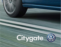 Citygate pull-up banners