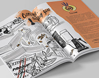 Logo&Advertising&Flyers for Cocar Coffee Company