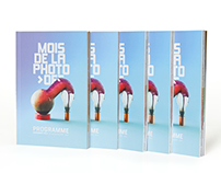 """Mois de la Photo-OFF 2014"" festival catalogue"