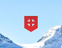 Brand Identity for a swiss based institute- Lac Leman