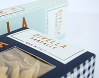 Divella Pasta Packaging Rebrand