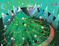 """Christmas around the world"" picturebook"