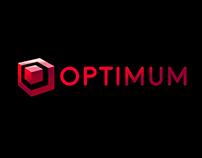 """Разработка логотипа для мебельной фабрики """"Optimum"""""""