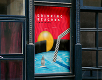 Drinking Beaches Poster