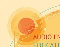 Audio Engineering Society Scholarship Poster