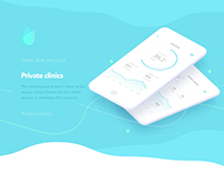 Private Clinics - App