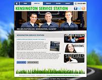 Kensington Service Station