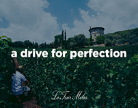 A drive for perfection