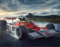McLaren M23 - Hunting For Victory