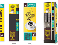 Design for coffee machines