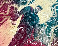 Avengers Endgame Fanarts 6-10