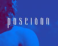 Poseidon - typeface