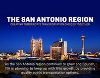 The San Antonio Region