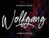 Wolfgang Font